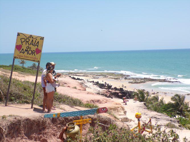La plage de Pipa