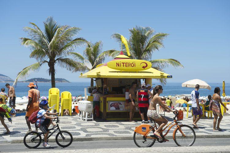 Où aller au Brésil et que voir au mois de  décembre