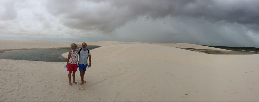 Retour de voyage Fortaleza - Sao Luis, de Bernard et Isabelle MANUEL
