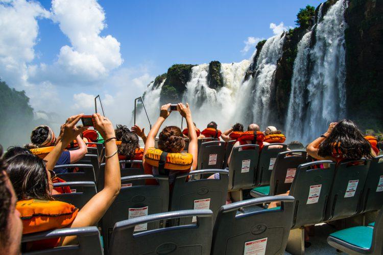 Iguaçu, l´une des 7 merveilles du monde
